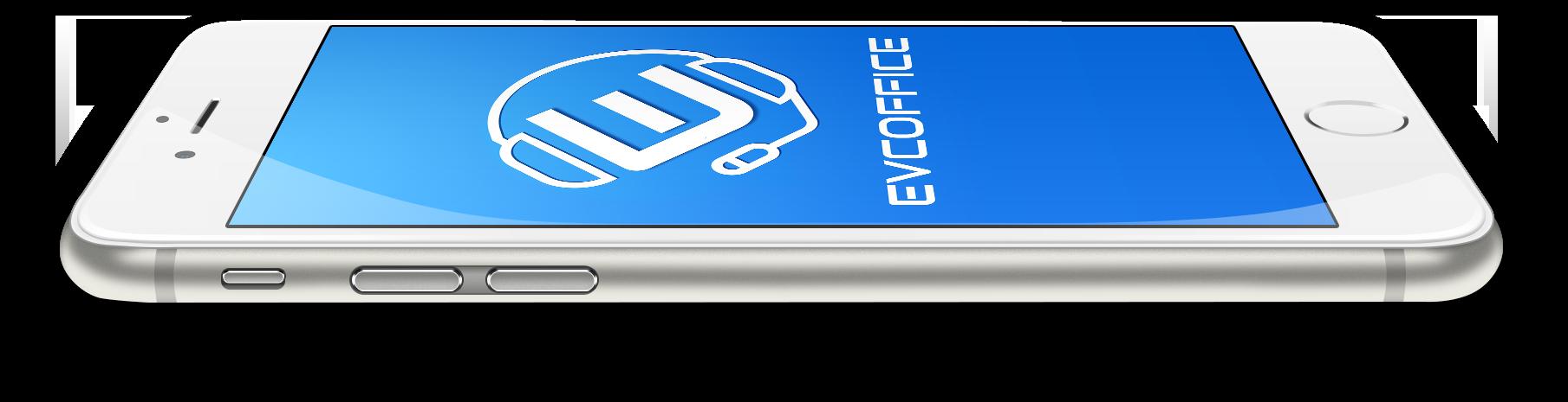 evcoffice app on iphone